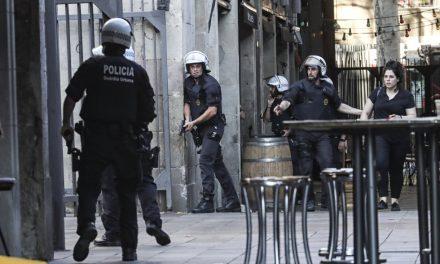 Terrorismo islâmico em Barcelona