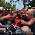 Visita de Marcelo a Angola: acabou o mito!